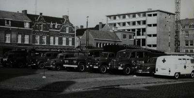 Wagenpark, 1966