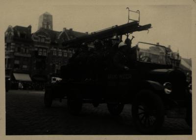 Brandweer Wervik, 1931?