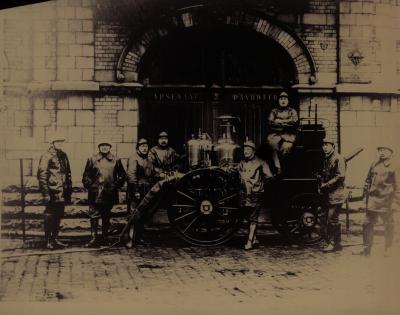 Groepsfoto, 1920?