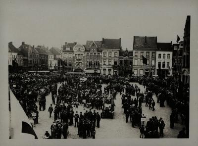 Brandweerfeesten en -congres, 1931