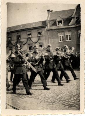 Uitstap, Eupen, 1934