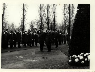 St. Barbara, Roeselare, 1968