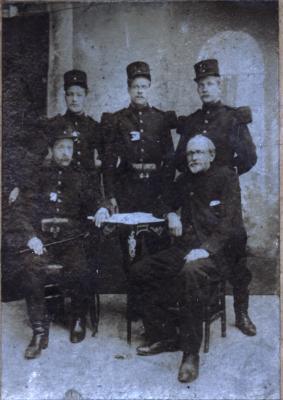 Familie Delaey, jaren '20