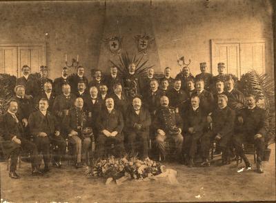 Arsenaal Polenplein, 1ste verdiep van de oude brandweerkazerne, Roeselare