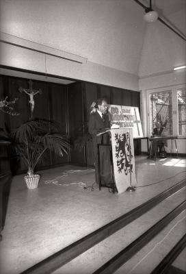 Jubileumfeest 50 jaar Davidsfonds, Moorslede april 1978