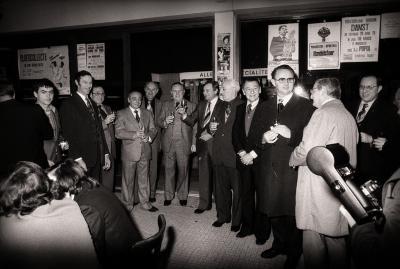 Opening handelsfoor, Moorslede maart 1978