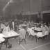 Bezoek van Vic Anciaux tijdens feest van 'De Volksunie', Moorslede 19 november 1977