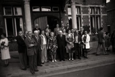 Gouden huwelijksjubileum, Moorslede juni 1977