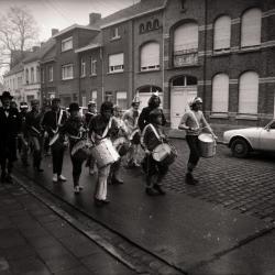 Jeugdcarnaval, Moorslede maart 1977