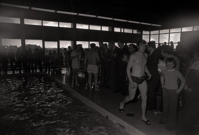 Zwemmarathon, Moorslede april 1977