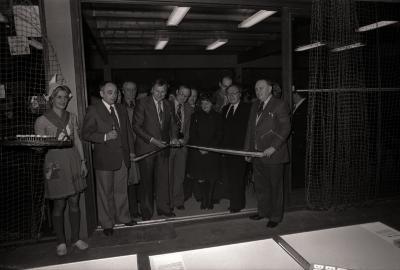 Opening Handelsfoor, Moorslede april 1977