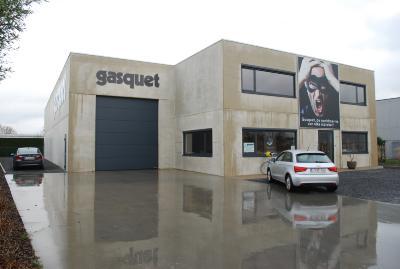 Algemene geschiedenis, firma Gasquet, Izegem