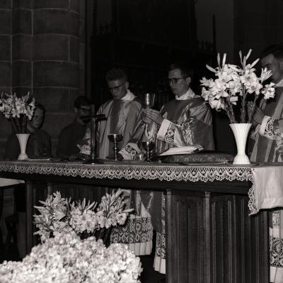 Eremis priester Jan Tempelaere, Moorslede 1977