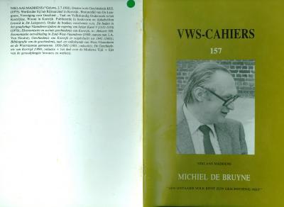VWS-CAHIERS 157, Kortrijk, 1992