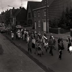 Kinder- en jeugdcarnaval, Moorslede maart 1973