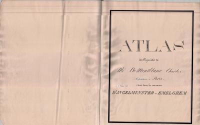 Atlas de Montblanc, Ingelmunster, omstreeks 1845