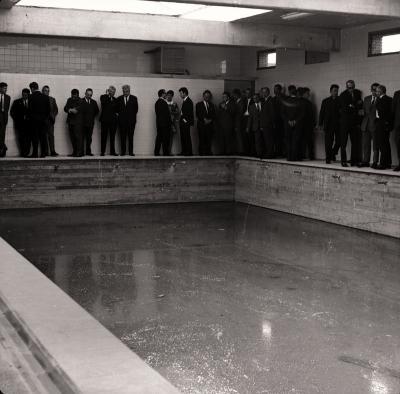 Zwembad, Moorslede mei 1977