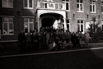 Laatste gouden huwelijk, Passendale  februari 1977