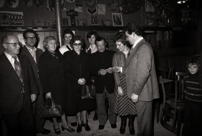 Winnaars prijskamp W. Debrabandere, Moorslede 1976