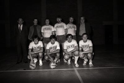 Minivoetbalspelers 'Spanbo', Moorslede 1976