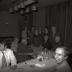 Familiefeest bij gouden bruiloft, Moorslede 1976