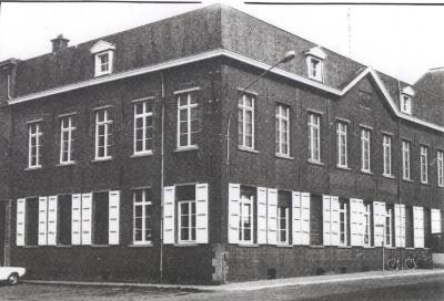 Tapijtmanufaktuur van de baronie, Ingelmunster, omstreeks 1973