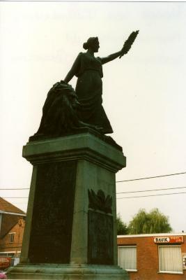 Monument voor de gesneuvelde soldaat