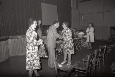 Winnaars 'Bebloemingswedtrijd', Moorslede 1976