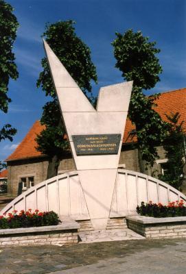 Monument voor de Oorlogslachtoffers te Roeselare