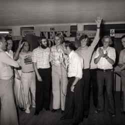 Verkiezing oogstprinses, Staden augustus 1976