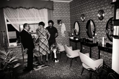 Kapsalon Karien Montmorrency, Moorslede augustus 1976