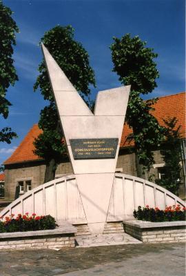 Monument voor de Oorlogsslachtoffers te Roeselare