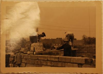 Oude foto's Oscar Beernaert, Firma Durezza, Staden