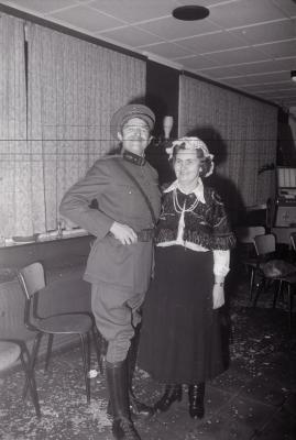 Carnaval, Staden februari 1976