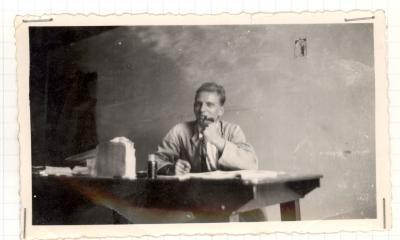 Albert Vanneste, Roeselare, 1944