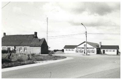 'Het Leestjen', Bruggestraat, Ingelmunster, omstreeks 1980