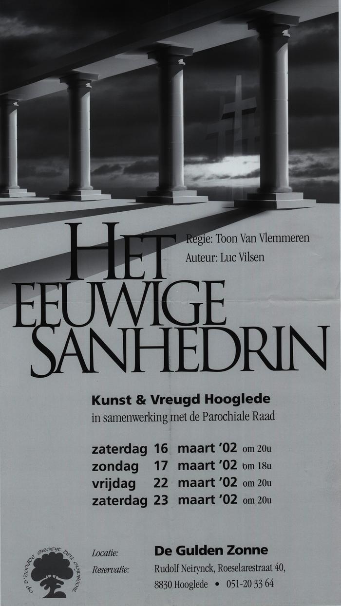 Toneelaffiches 2002