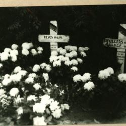 Herdenking oorlogsslachtoffers