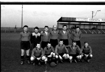 Reserven van FC Izegem, 1957
