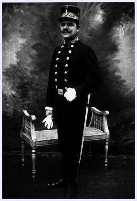 Politieagent Dewinter, 1908