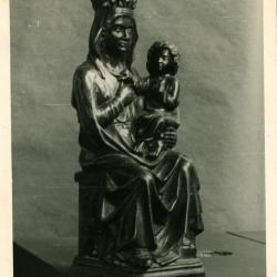 Enkele beeldhouwwerken Leonard Sabbe