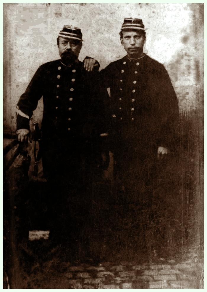 Herreman Louis en Huyghebaert Edmond, 1890