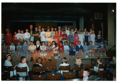 Laureaten wedstrijd cultuurraad, 1995