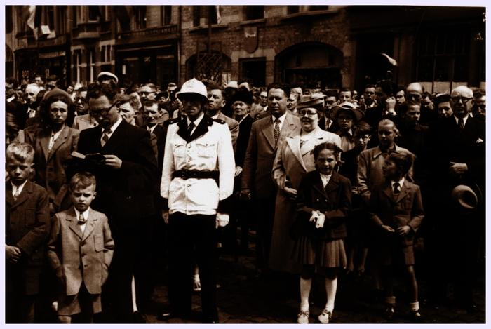 Adolf Seaux, jaren '40