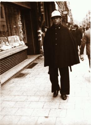 Agent Florent Callens 1947