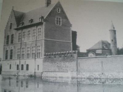 Staden - Kasteel