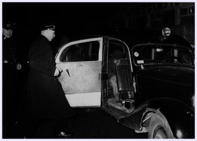Agenten Dejaegher en Seurinck, 1958