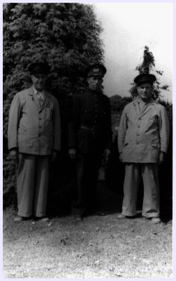Agenten Raveschot, Samoy en Persyn, 1950