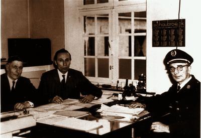 Agent Emiel Deforce, 1965