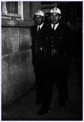 Agenten Decancq en Dewandel, jaren '50